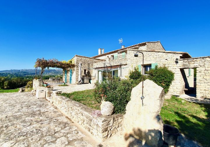 For sale Maison Gordes | R�f 840121330 - Luberon provence immobilier