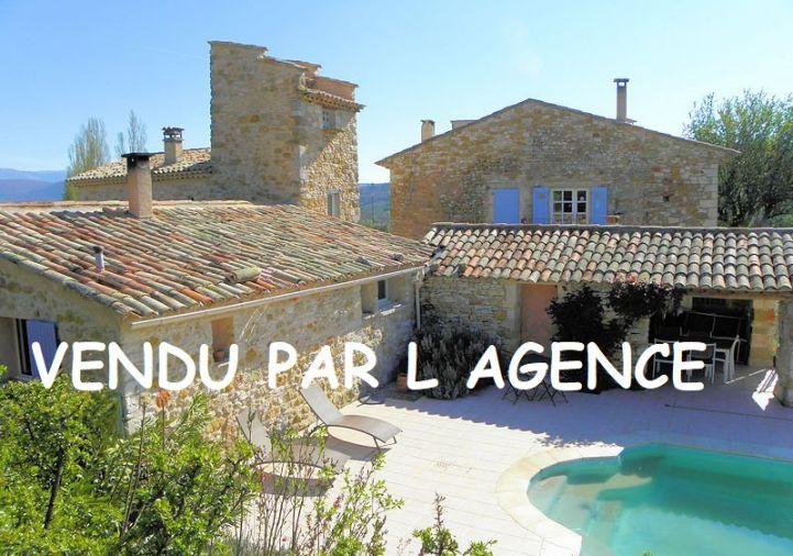 A vendre Banon 84012835 Luberon provence immobilier