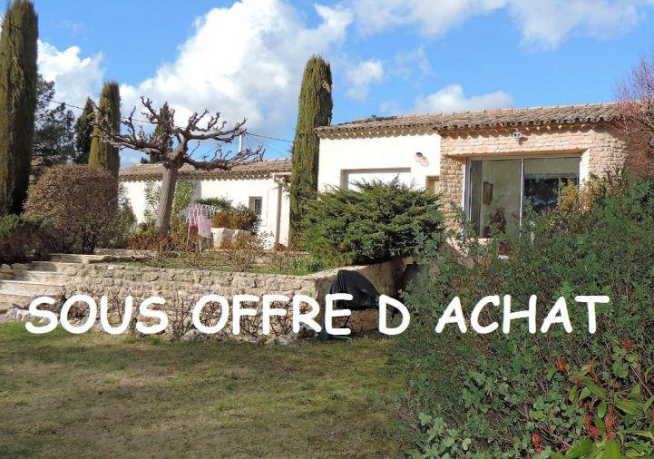 A vendre Maison Saint Saturnin Les Apt | Réf 84012923 - Luberon provence immobilier