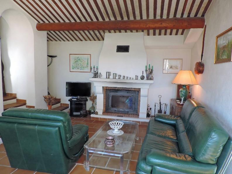 A vendre  Saint Saturnin Les Apt | Réf 84012923 - Luberon provence immobilier