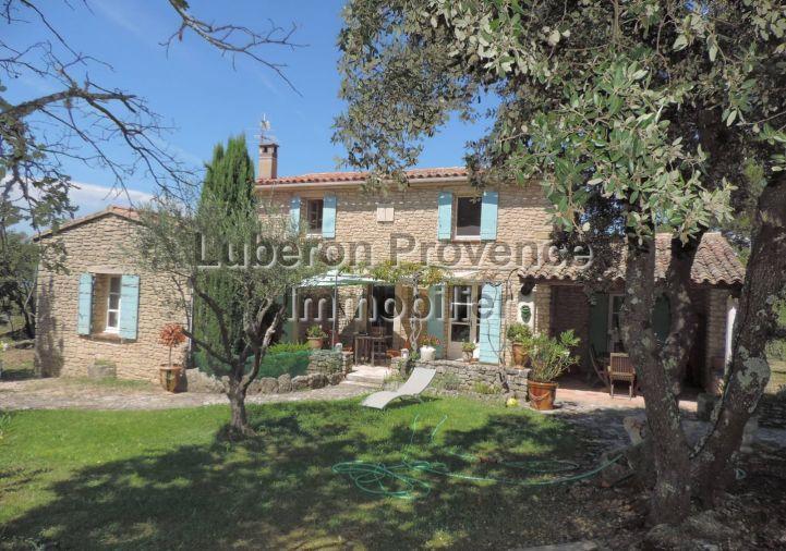 A vendre Bonnieux 84012976 Luberon provence immobilier