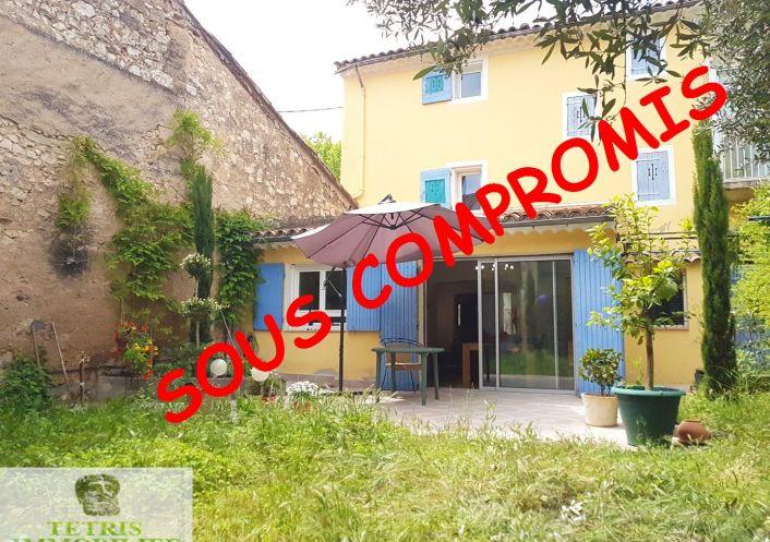 A vendre Maison de village Pertuis | R�f 840134405 - Tetris immobilier