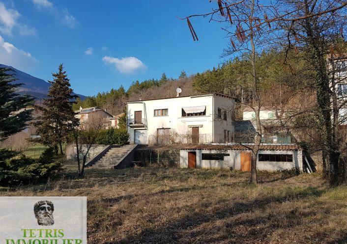 A vendre Maison Saint Vincent Sur Jabron | R�f 840134620 - Tetris immobilier