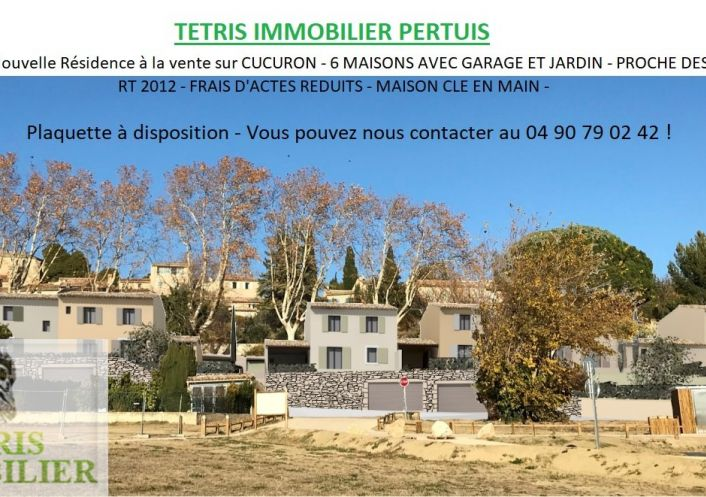 A vendre Cucuron 840135855 Tetris immobilier