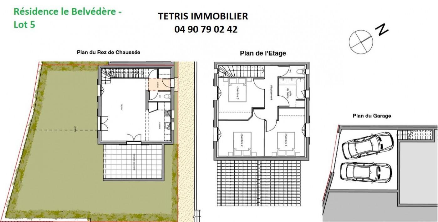 A vendre Cucuron 840135858 Tetris immobilier