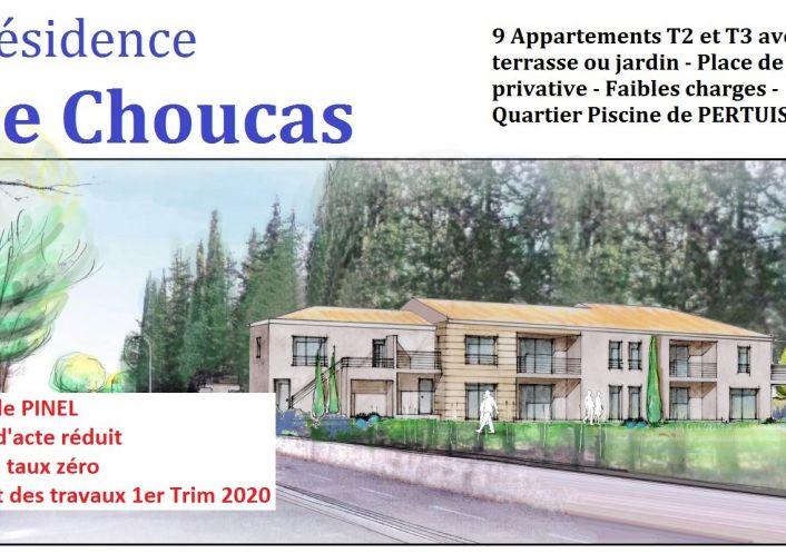 A vendre Pertuis 840135889 Tetris immobilier