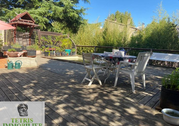 A vendre Le Puy Sainte Reparade 840136153 Tetris immobilier