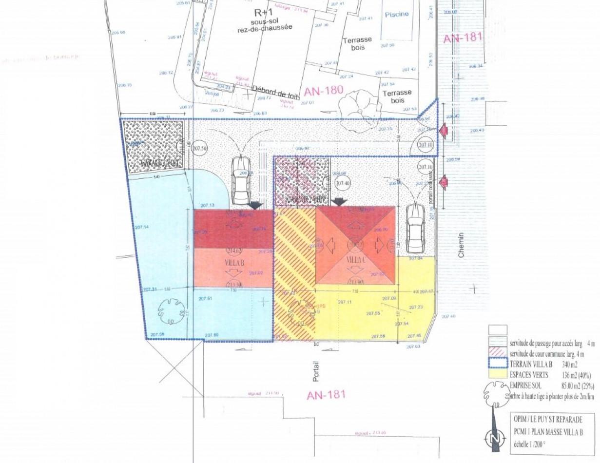 A vendre  Le Puy Sainte Reparade | Réf 840136209 - Tetris immobilier