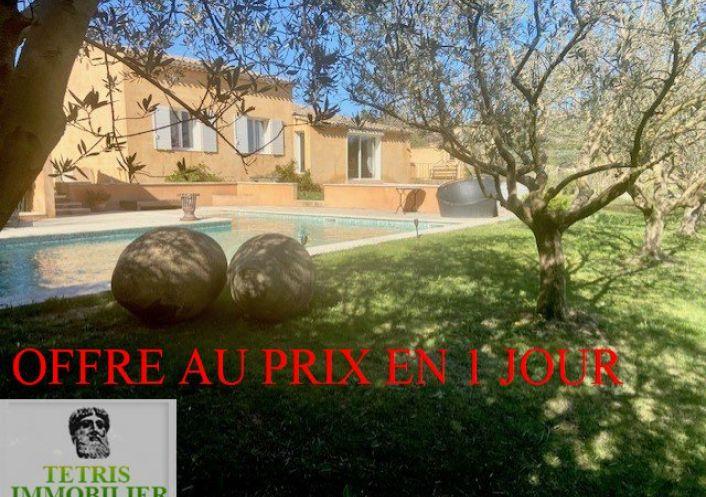A vendre Maison La Motte D'aigues | Réf 840136352 - Tetris immobilier