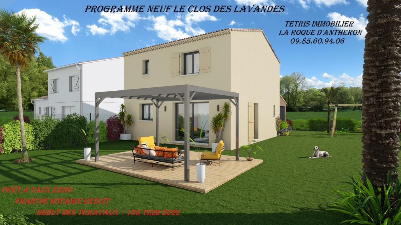 A vendre  Le Puy Sainte Reparade | Réf 840136475 - Tetris immobilier