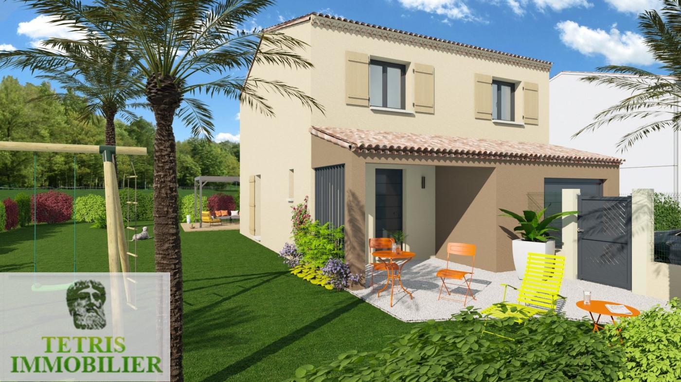 A vendre  Le Puy Sainte Reparade | Réf 840136476 - Tetris immobilier