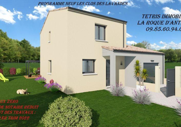 A vendre Maison Le Puy Sainte Reparade | Réf 840136480 - Tetris immobilier