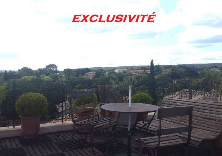 A vendre Vers Pont Du Gard 8500215802 A&a immobilier - axo & actifs