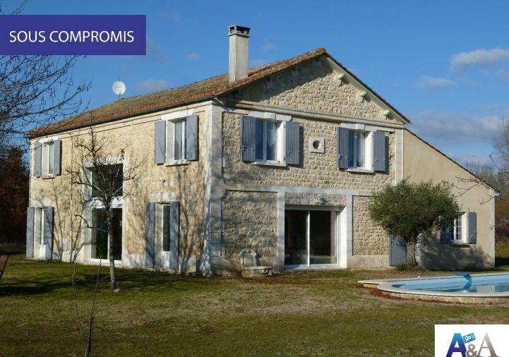 A vendre Angouleme 8500236519 A&a immobilier - axo & actifs