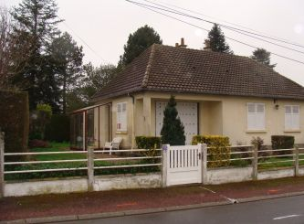 A vendre Noyers Bocage 8500249950 Portail immo