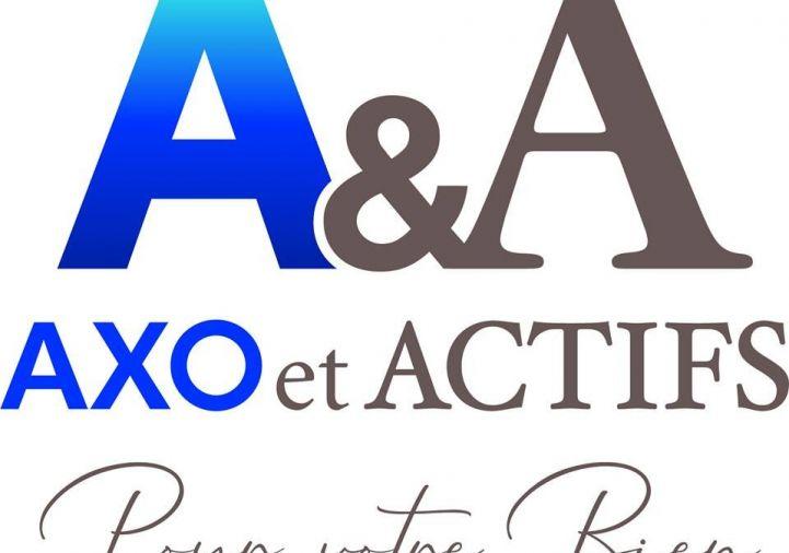 A vendre Sainte Anne D'evenos 8500255177 A&a immobilier - axo & actifs