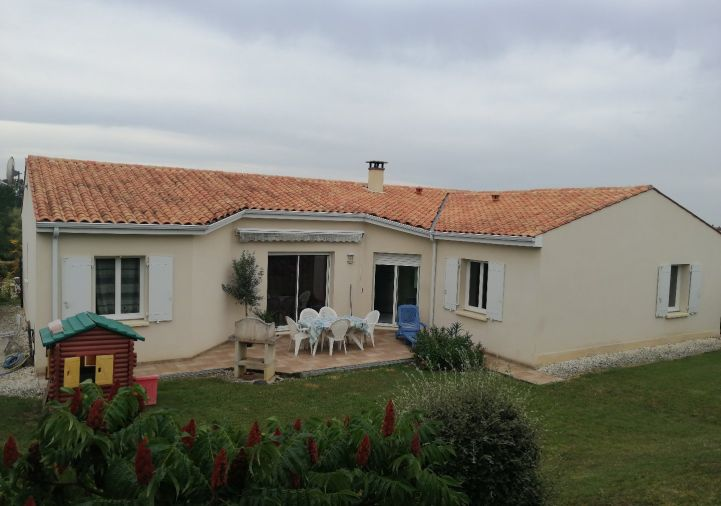 A vendre Saint Jean D'angely 8500255836 A&a immobilier - axo & actifs