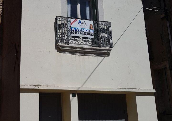 A vendre Pouzolles 8500259901 A&a immobilier - axo & actifs