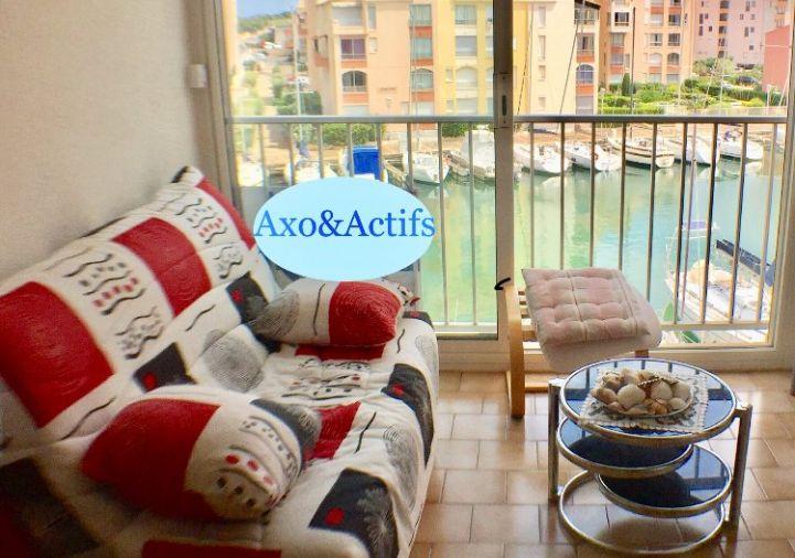 A vendre Le Cap D'agde 8500259946 A&a immobilier - axo & actifs
