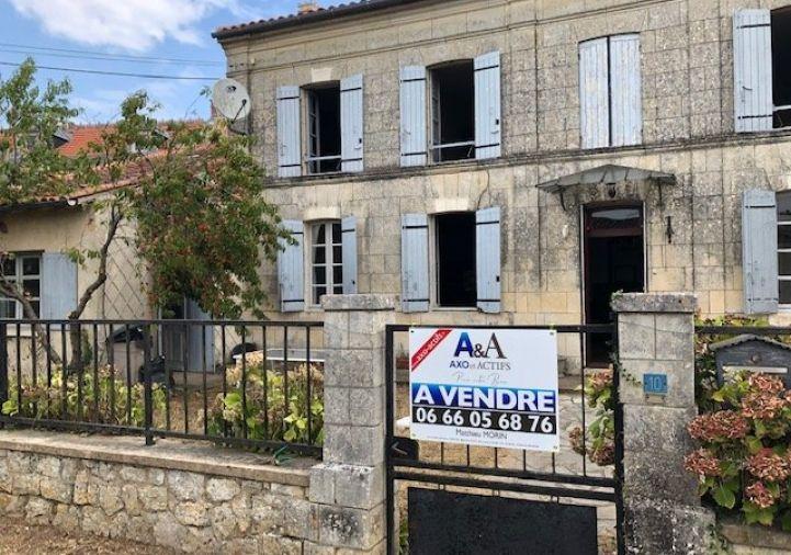 A vendre Pons 8500259959 A&a immobilier - axo & actifs
