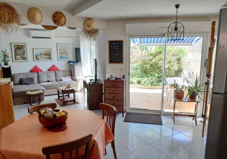 A vendre Le Cap D'agde 8500260502 A&a immobilier - axo & actifs