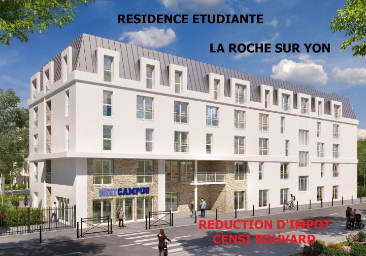 A vendre La Roche Sur Yon 8500262387 A&a immobilier - axo & actifs