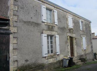 A vendre Marsais Sainte Radegonde 8500264003 Portail immo
