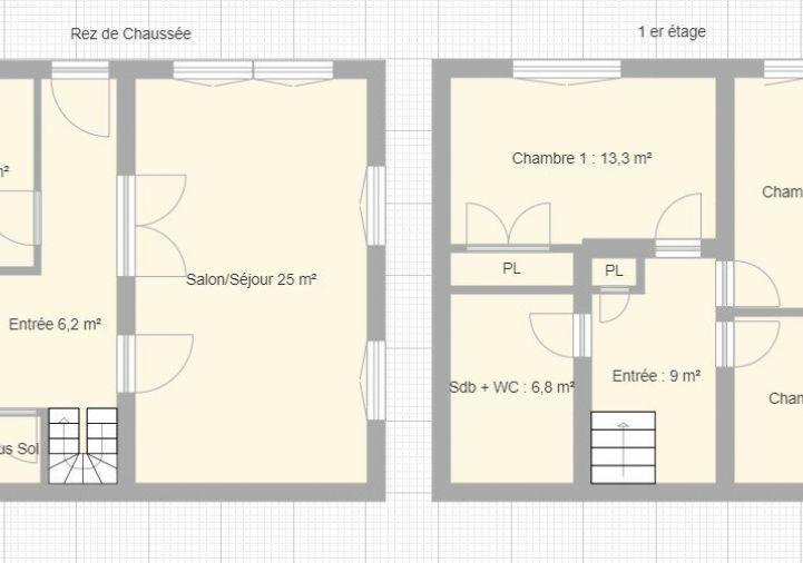 A vendre Chanzeaux 8500264181 A&a immobilier - axo & actifs