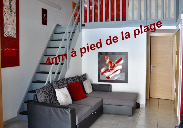 A vendre Le Cap D'agde 8500265666 A&a immobilier - axo & actifs