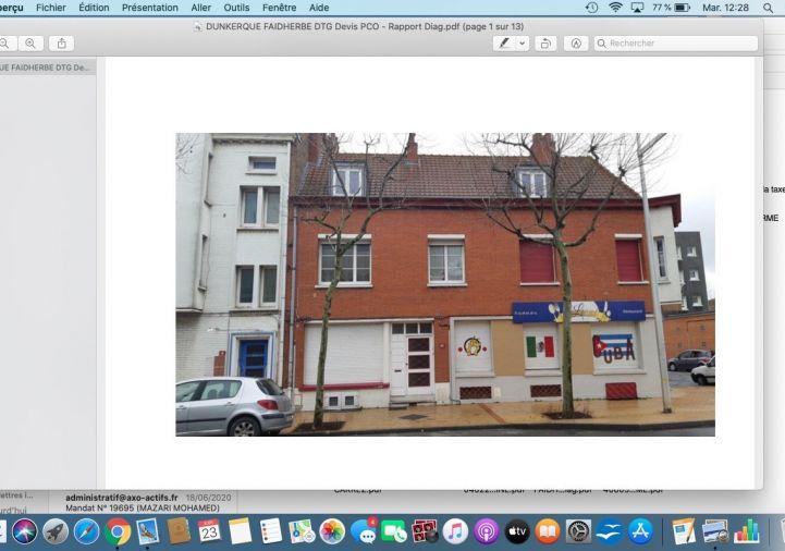 A vendre Malo Les Bains 8500269412 A&a immobilier - axo & actifs