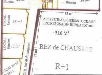 A vendre Villeneuve Saint Georges 8500272285 Portail immo