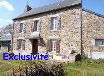 A vendre Maison de caractère Tregomeur   Réf 8500281517 - Portail immo