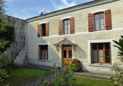 A vendre Maison de ville Saint Jean D'angely   Réf 8500285177 - Adaptimmobilier.com