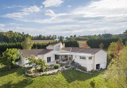 A vendre Maison contemporaine Montemboeuf | Réf 8500287171 - Adaptimmobilier.com