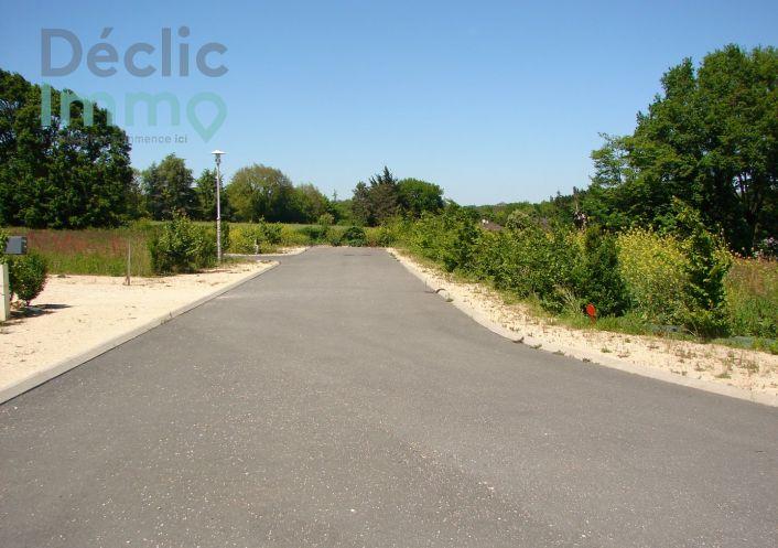 A vendre Terrain constructible Latille | Réf 8600514222 - Déclic immo 17