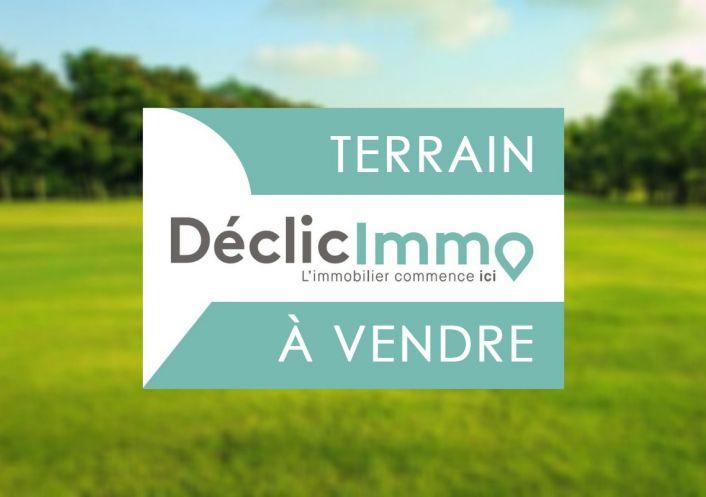 A vendre Terrain Ouzilly | Réf 8600514236 - Déclic immo 17