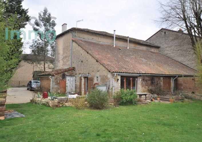 A vendre Maison Couhe | Réf 8600514274 - Déclic immo 17