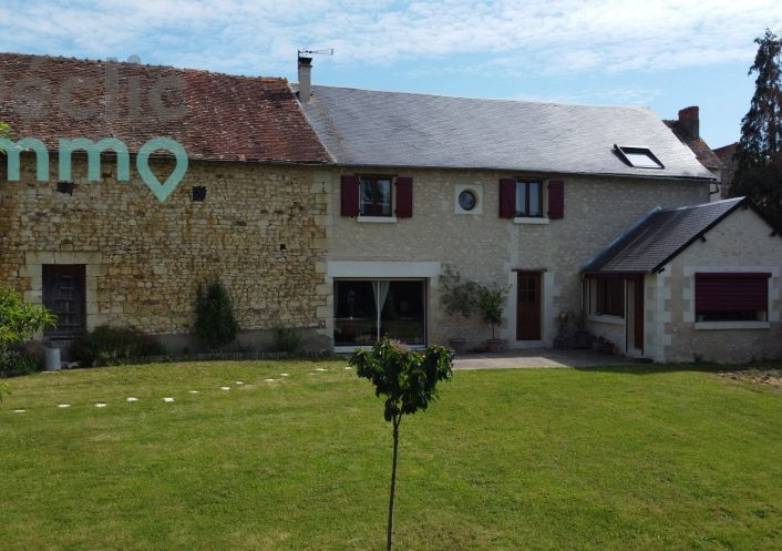 A vendre Maison de caractère Chatellerault | Réf 8600514481 - Déclic immo 17