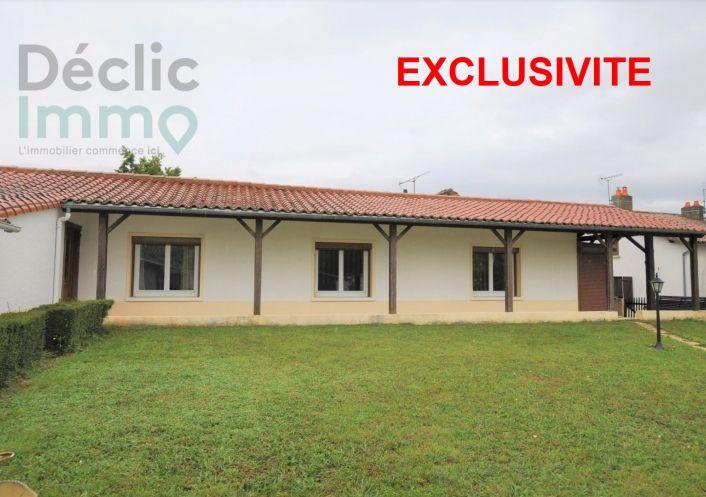 A vendre Maison Sanxay | Réf 8600514636 - Déclic immo 17