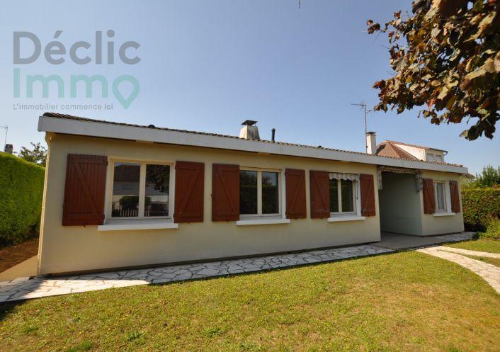 A vendre Maison Coulombiers | Réf 8600514723 - Déclic immo 17