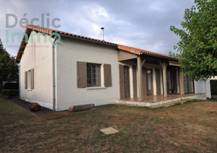 A vendre Maison Sanxay | Réf 8600514801 - Déclic immo 17