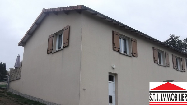 A vendre Brigueuil 870011037 S.t.j. immobilier