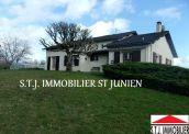 A vendre  Saint Laurent Sur Gorre   Réf 870011081 - S.t.j. immobilier