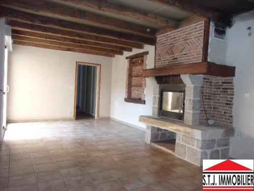 A vendre  Chaillac Sur Vienne   Réf 870011095 - S.t.j. immobilier