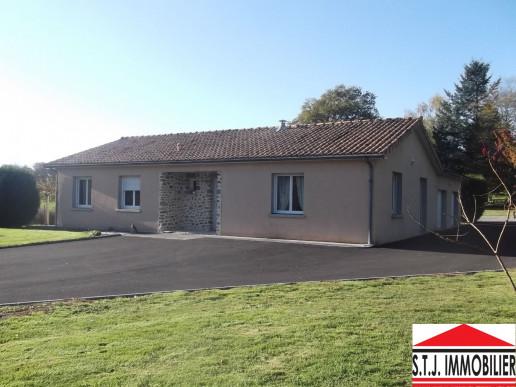 A vendre Etagnac 87001925 S.t.j. immobilier