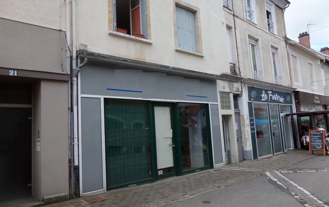 A louer Saint Yrieix La Perche 870024136 Booster immobilier