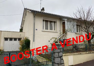 A vendre Limoges 870024200 Booster immobilier