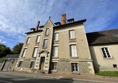 A vendre Maison bourgeoise Saint Yrieix La Perche   Réf 870024442 - Booster immobilier
