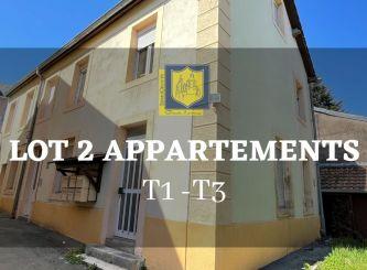A vendre Immeuble Belfort | Réf 900016010 - Portail immo