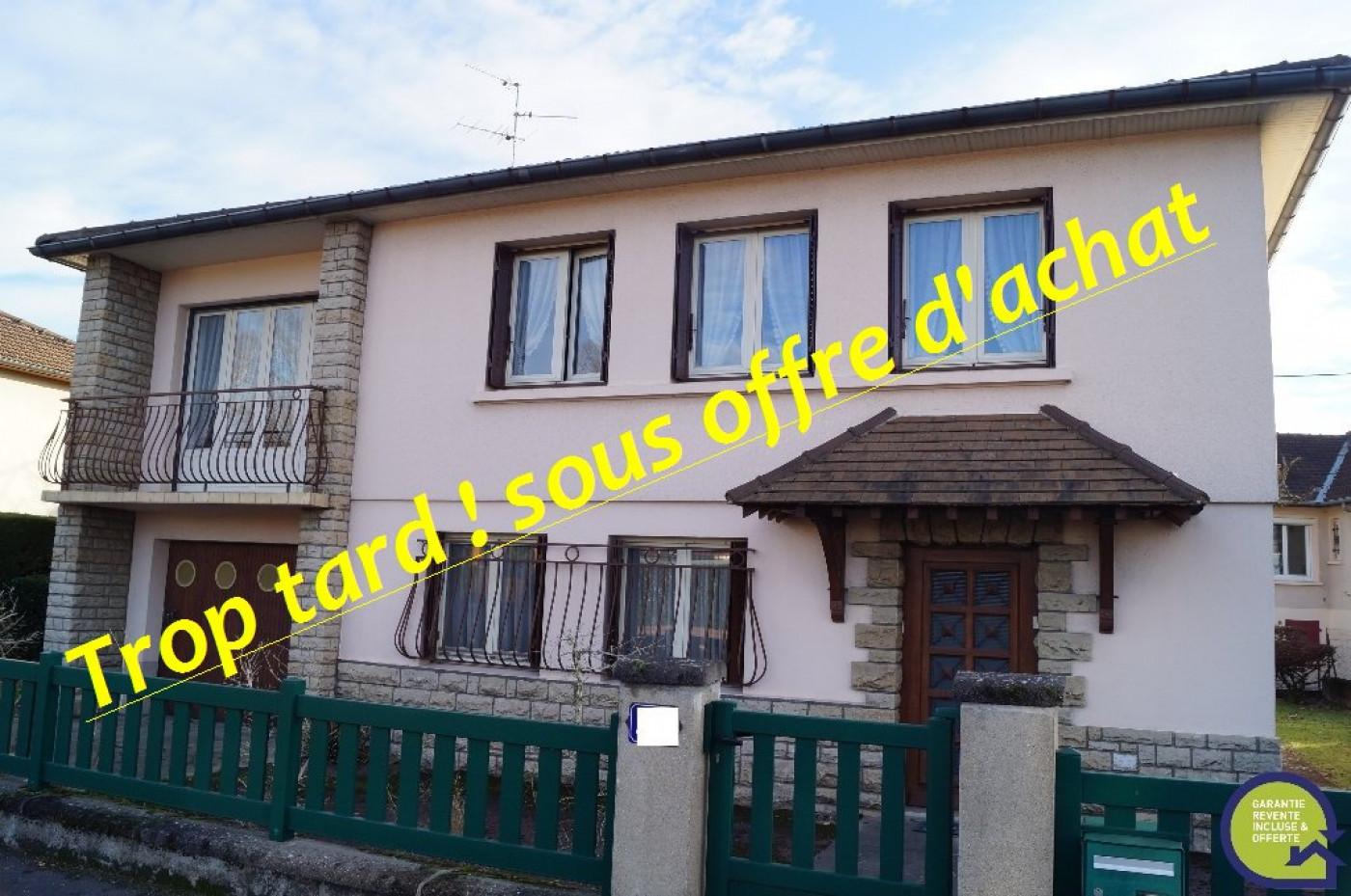 A vendre  Chalon Sur Saone   Réf 910123678 - Côté immobilier